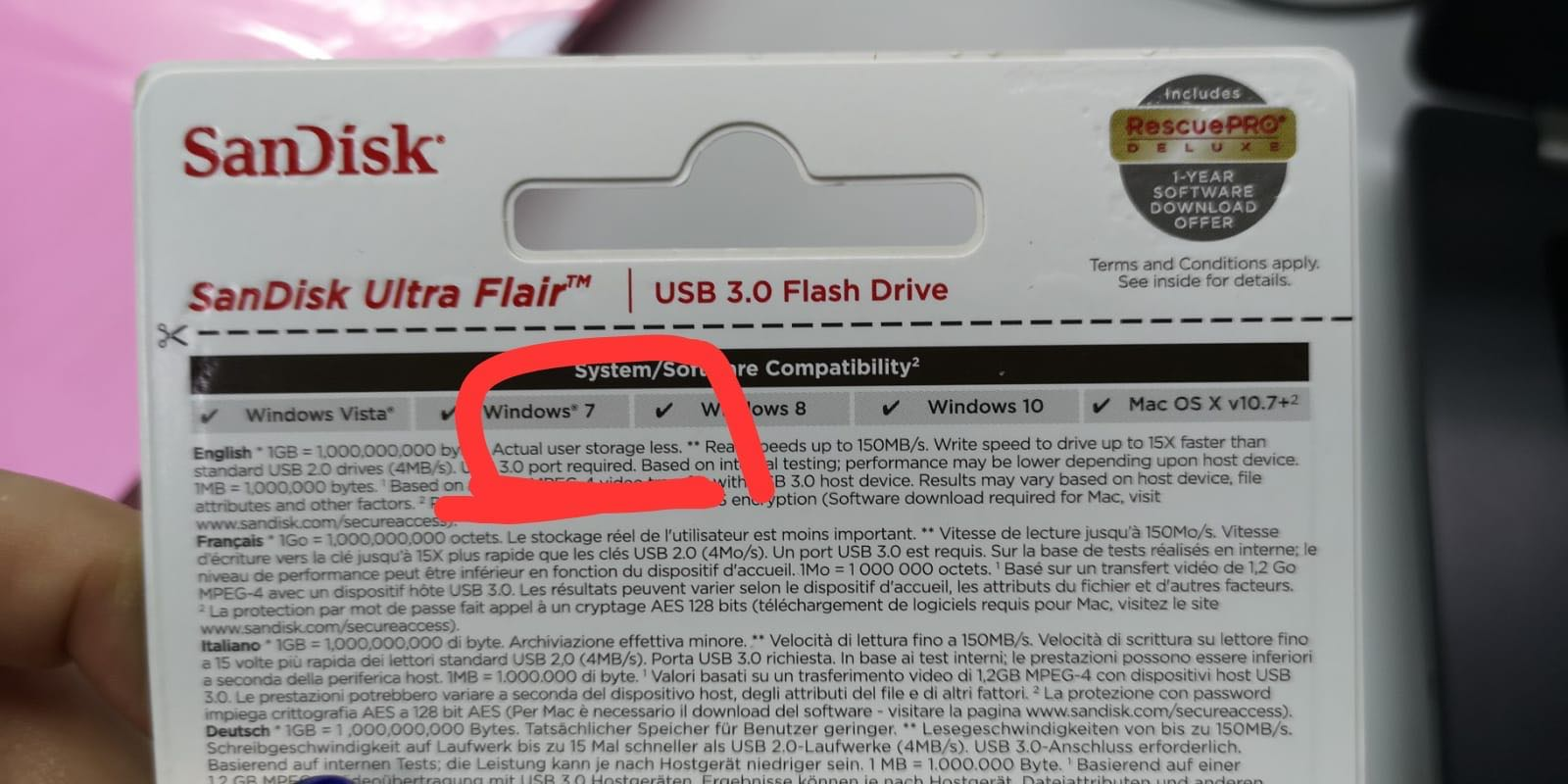 Sandisk Ultra Flair 64gb Usb 30 Flash Drive Up To 150mb S Sdcz73 Original 32gb Cz73 Lazada Singapore