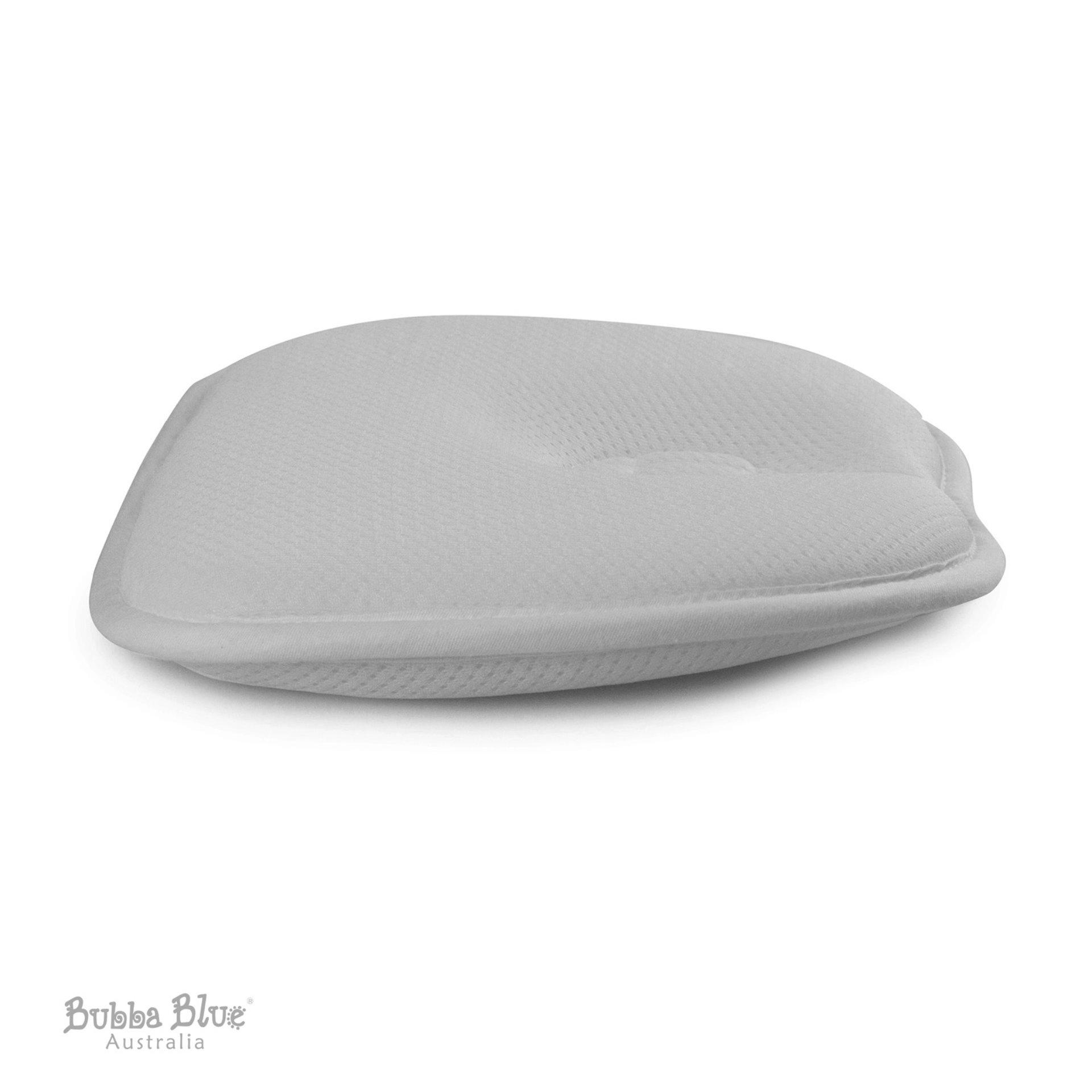 Bubba Blue Breathe Easy® Infant Head Rest - Grey