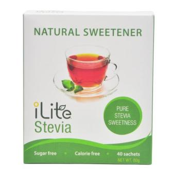 iLite Stevia Powder 80g (2 Boxes)