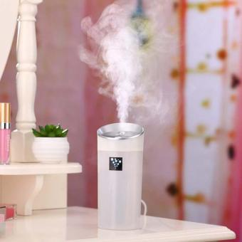 300ML Cool Car Air Mist Humidifier Cup Shape Aroma Diffuser forOffice Home - intl