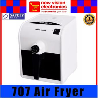 707 AF151 Air Fryer 2.5L. PSB Safety Mark. 1 Year Warranty