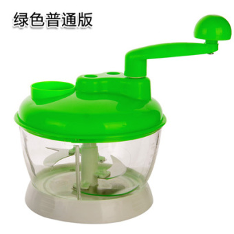 Kitchen multi-functional manual meat grinder chopper