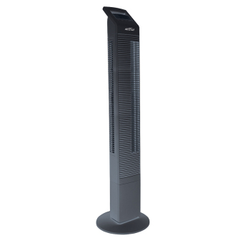 Mistral Remote Tower Fan W/Built-in Ion