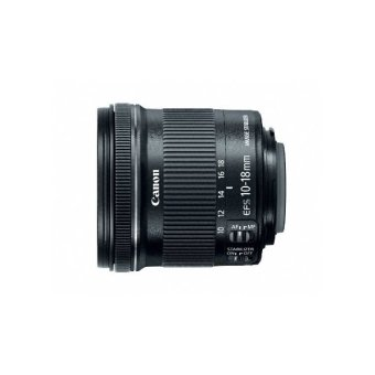 Canon EF-S 10-18mm f/4.5-5.6 IS STM (EXPORT)