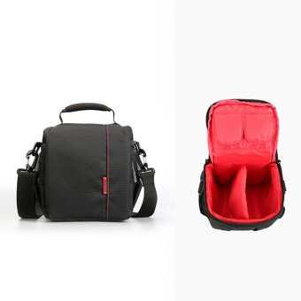 New Camera Backpack Bag Waterproof DSLR Case for Canon for Nikonfor Sony - intl