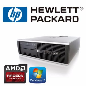 Refurbished HP 6005 SFF Desktop / AMD/ 4GB RAM/ 250GB HDD/ Onemonth Warranty