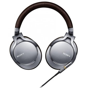 Sony Singapore MDR-1A Premium Headphone (Silver)