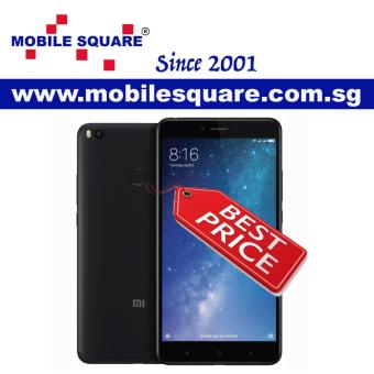 Xiaomi Mi Max 2 (64GB/4GB RAM) - 1 Year Xiaomi Singapore Warranty