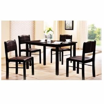 1+4 dining set (best selling)