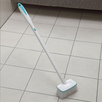 Aisen long-handled bathroom kitchen tile cleaning brush