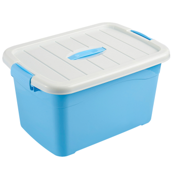 Large portable toy plastic storage box