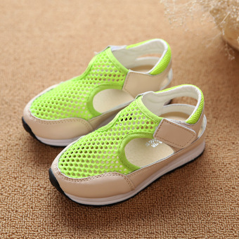 Korean-style mesh men girls breathable casual shoes mesh shoes