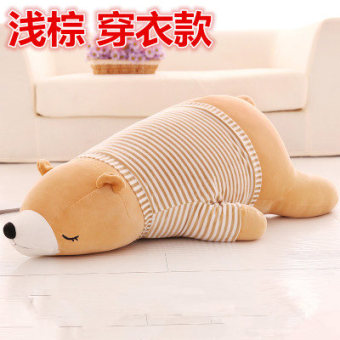 Soft doll pajama pillow