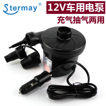 Stermay196a inflatable suction inflatable pool pump electric air pump