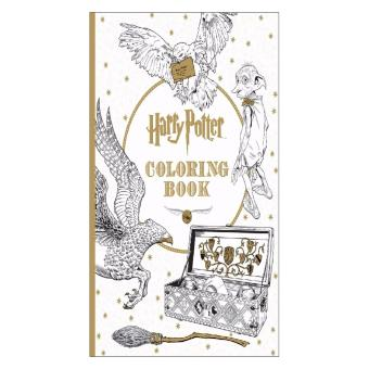 Themed Colouring Book (Harry Potter)