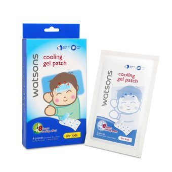 Watsons Cooling Gel Patch - For Kids 6's