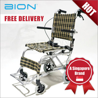 Bion Wheelchair: Traveller Pushchair