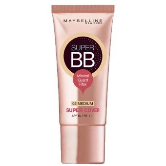 Maybelline Super BB Cream 30 ml - 02 Medium