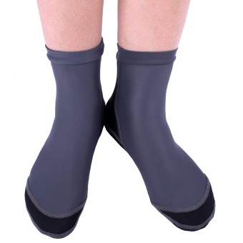 Amp Lycra swimming socks can be pin fin diviing socks