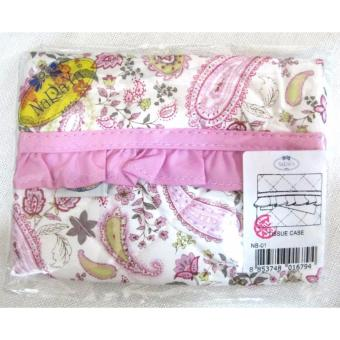 NB 01 Pink Pailey Tissue Pouch