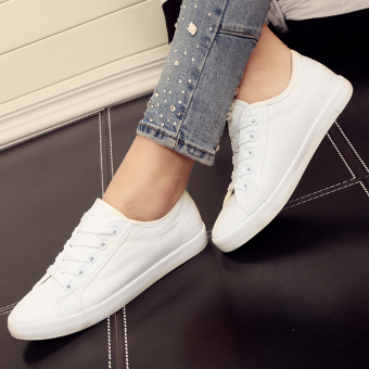 Renben autumn Plus-sized shoes (White)