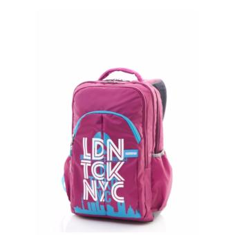 American Tourister Zook Backpack 01 (Sangria)