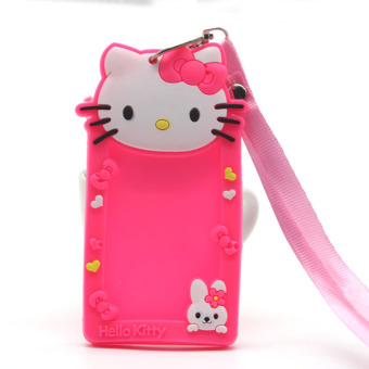 Cute Access Control students document sets plastic card holder