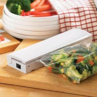 Reelanx Household Automatic Vacuum Sealer Fresh Food Saver Packaging Sealing Hine With Suction Pipe