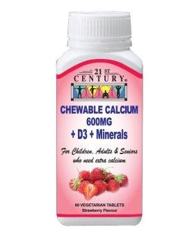 21st Century Chewable Calcium
