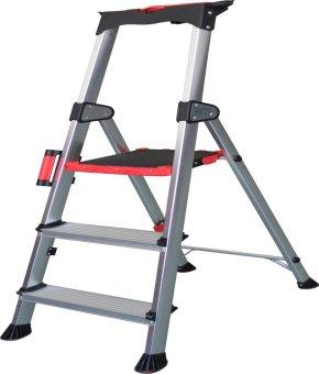 Werner Aluminum Step Stool 225lbs 2 Step Al322 6