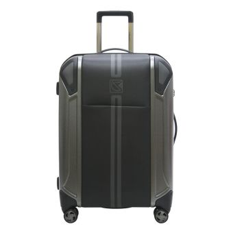 Eminent Shield Travel Luggage Suitcase EH-282 – 24inch (Black ...