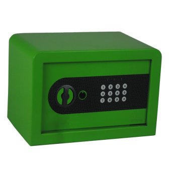 Premier 20AT Security Safe Box Green
