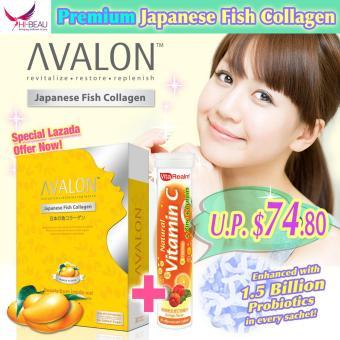 AVALON Japanese Fish Collagen