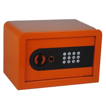 Premier 20AT Security Safe Box Orange