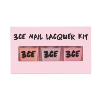 3CE Pink Rumour Nail
