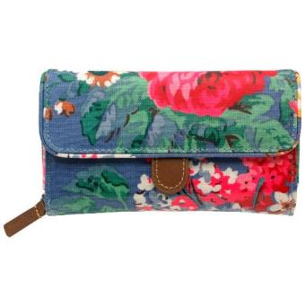 Lazada Fashion & Accessories Deal: 62% off Cath Kidston WALLET BLOOMSBURY BOUQUET FOLDED TRIMMED WALLET from Cath Kidston