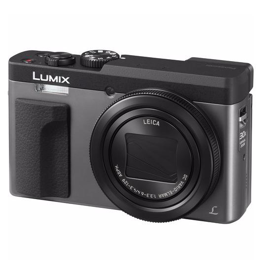 Panasonic Lumix DC-DC-TZ90 Digital Camera (Silver)Warranty
