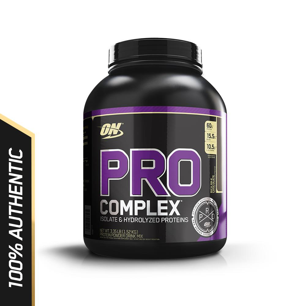 Optimum Nutrition Pro Complex 3 lbs - Rich Milk Chocolate