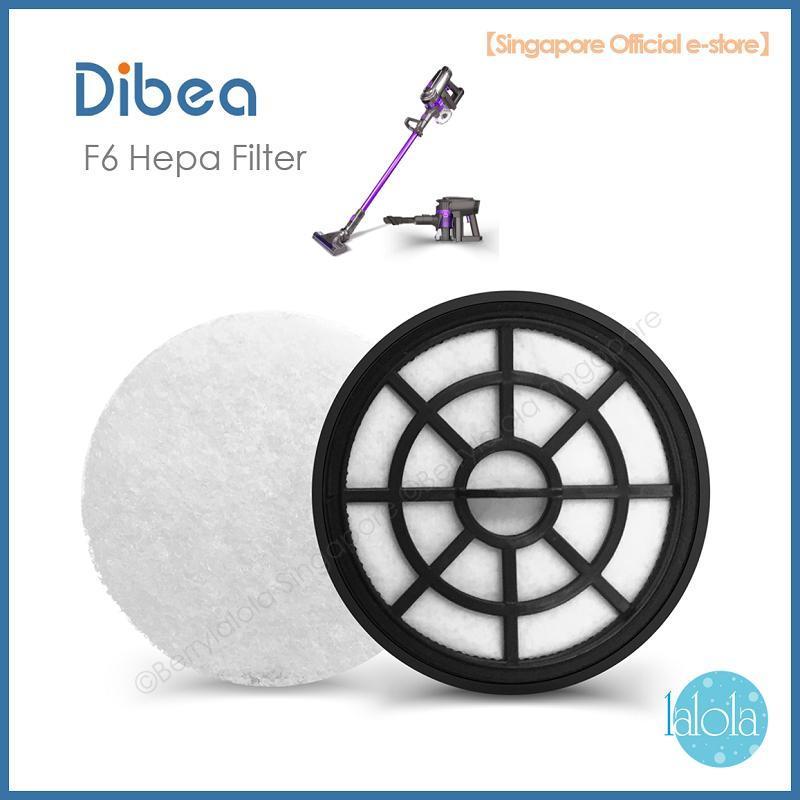 Dibea F6 HEPA Filter Singapore
