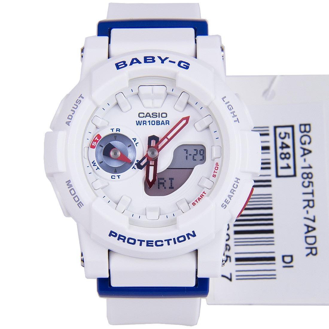 Casio Baby G Bga 150ef 4b Pink Intl Singapore Price Specs Original Marine Tricolor 185tr 7a 7adr