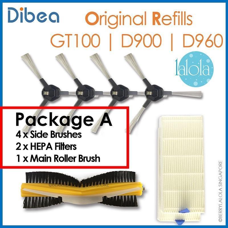 Dibea D960 Accesories Singapore