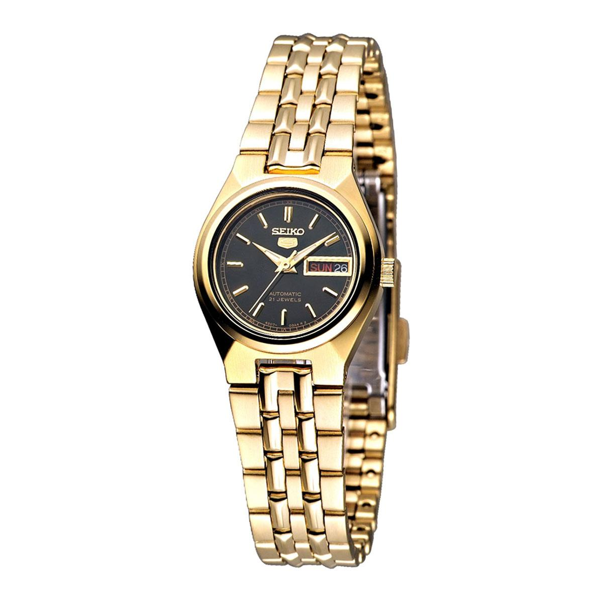 Affordable Seiko 5 Sports Automatic Snzg13k1 Snzg13 Snzg13k Mens Seiko Snkk76k1 Watch Gold Stainless Steel Case