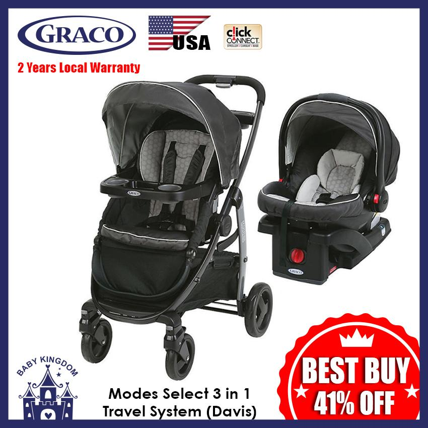 Graco Modes Click Connect Travel System With Best Picture