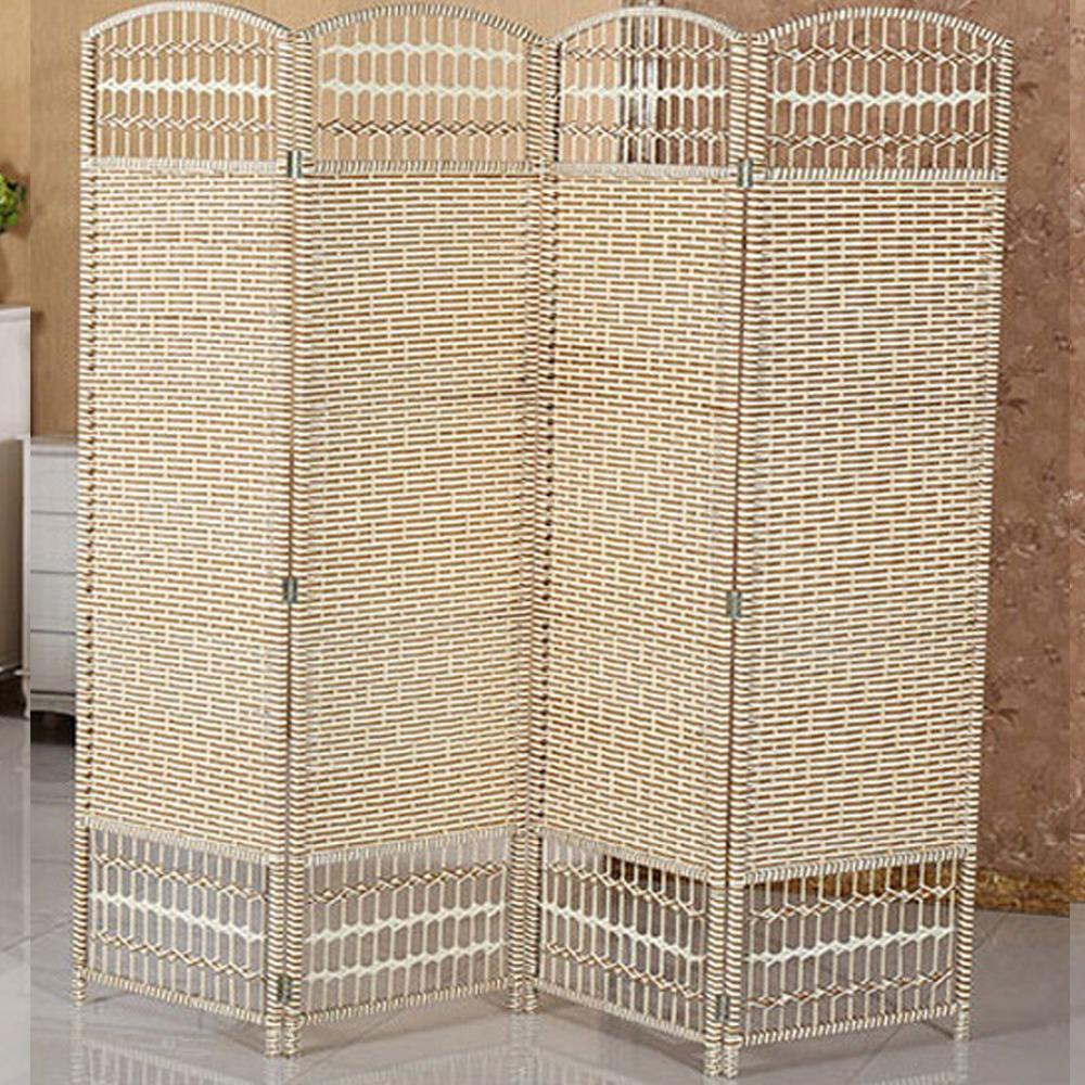 180 x 200 CLASSIC PORTABLE ROOM DIVIDER (4PC SET) ( Free Installation )