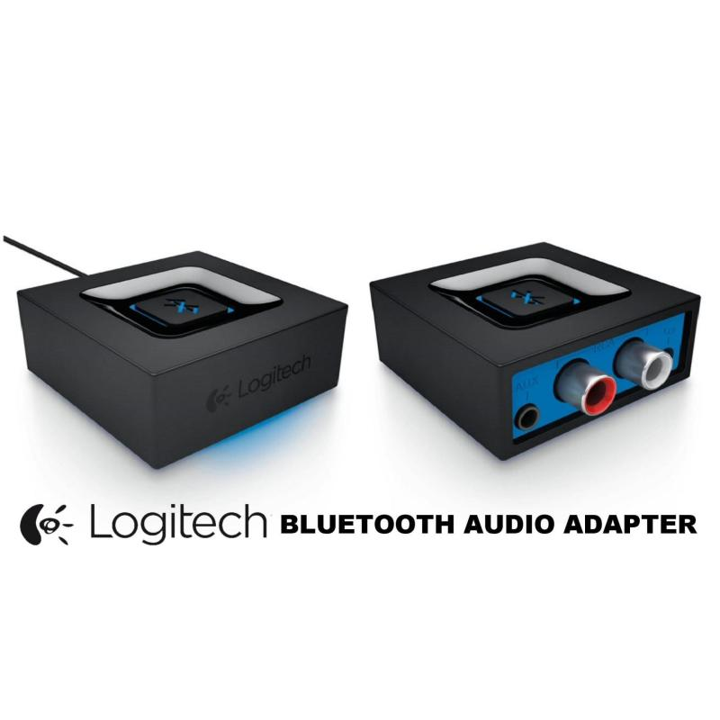 Logitech Bluetooth Audio Receiver Adaptor for speaker Singapore