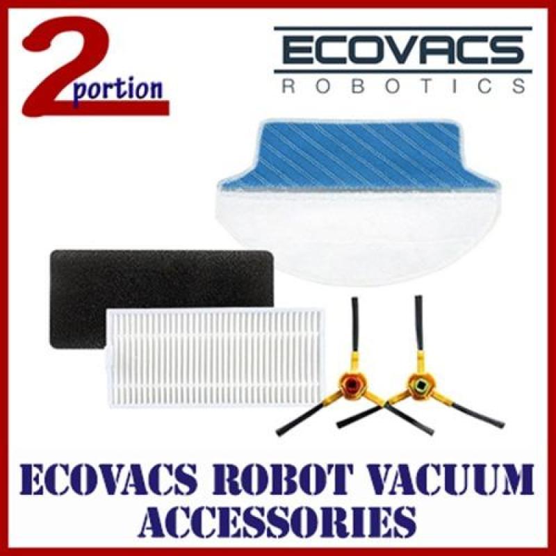 Ecovacs Robot Vacuum Accessories Singapore