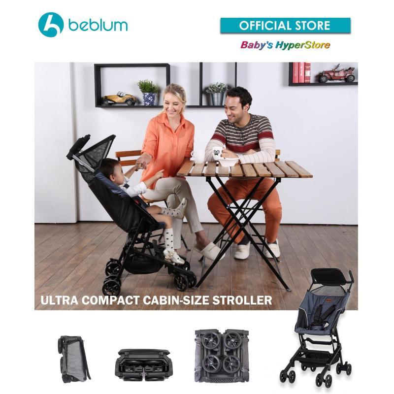 Beblum Micro Stroller - Grey Singapore