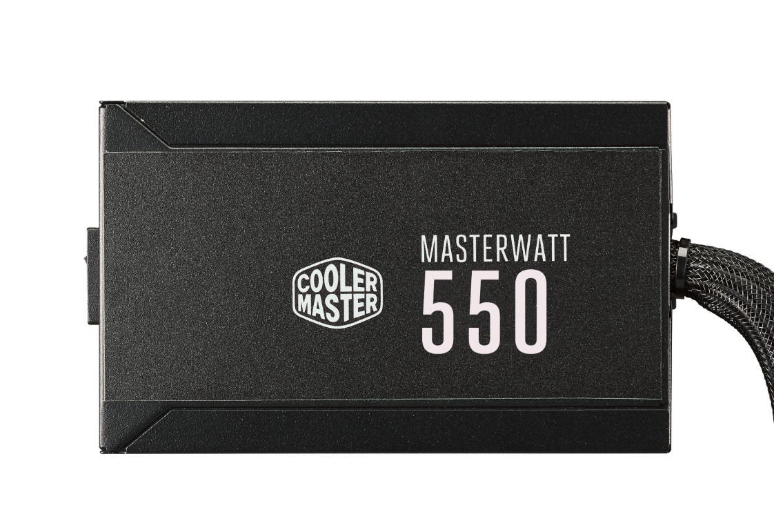 Cooler Master Masterwatt 550 Bronze Semi Fanless Modular Psu Singapore Mwe Gold 650 80 Full Mpy 6501 Afaag Eu