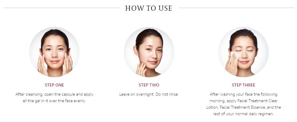 Overnight Miracle Mask SK II Singapore-howtouse.png