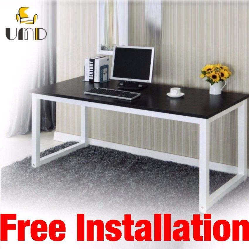 UMD (100L*50W*75H cm) study table study desk computer table computer desk